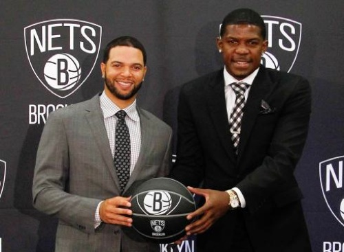 Nets - D Will and Johnson