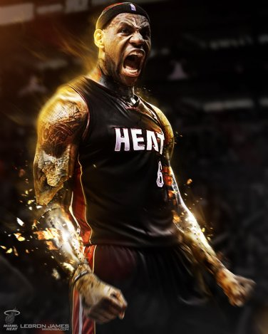 lebron james unstoppable